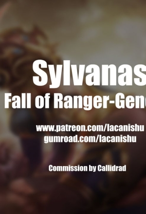 Sylvanas Fall of Ranger
